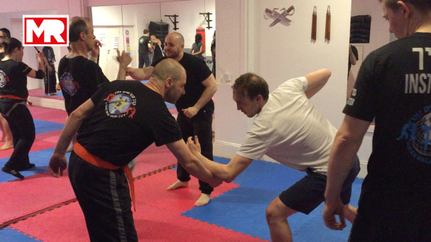 Krav Maga Mens Running
