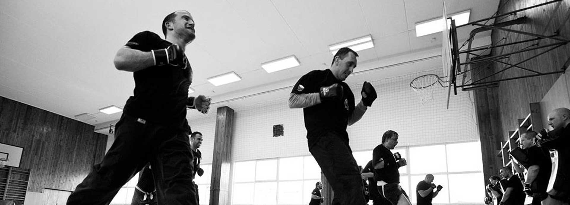 Krav Maga Classes in London